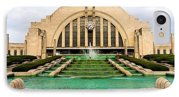 Cincinnati Museum Center Picture IPhone Case by Paul Velgos