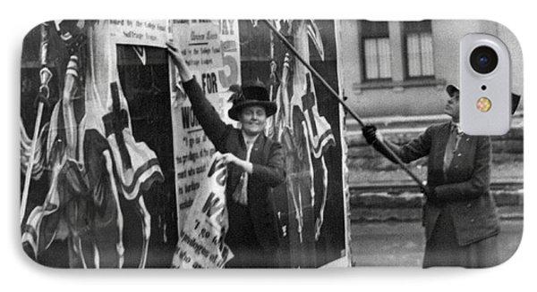 Cincinnati: Suffragettes Phone Case by Granger