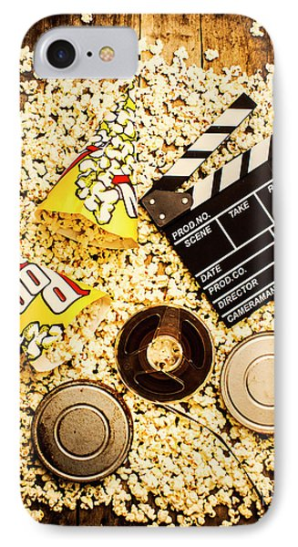 Cinema Of Entertainment IPhone 7 Case