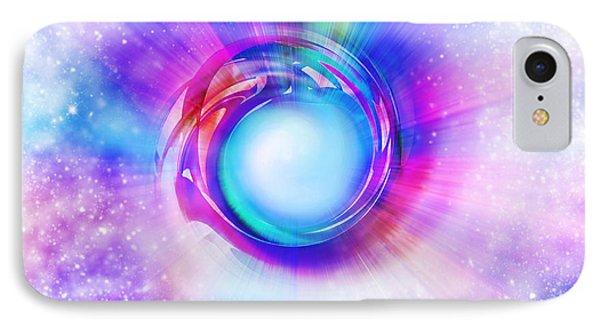 Circle Eye  IPhone Case