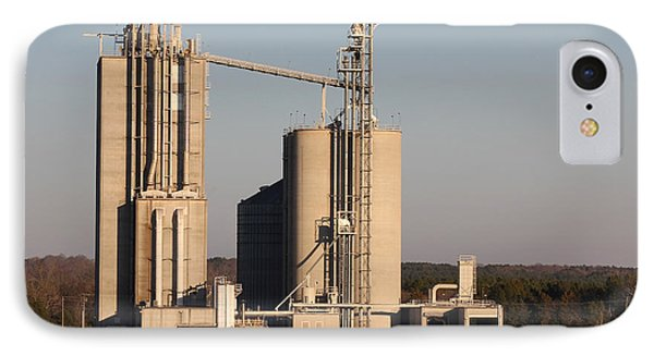 Circle S Feed Mill 2017 A IPhone Case
