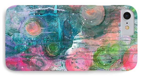 Circles For San Marco  Phone Case by Laurie Maves ART