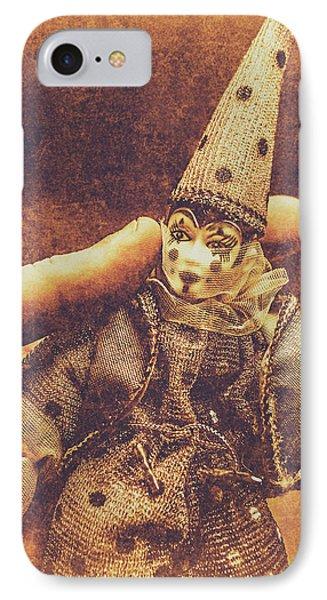 Circus Puppeteer  IPhone Case by Jorgo Photography - Wall Art Gallery