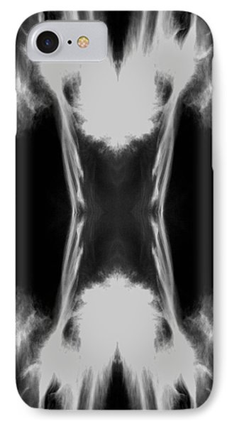 IPhone Case featuring the digital art Cirrus by Maggy Marsh