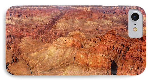City - Arizona - Grand Canyon - The Great Grand View Phone Case by Mike Savad