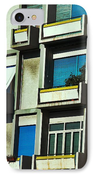City Balconies IPhone 7 Case by Silvia Ganora