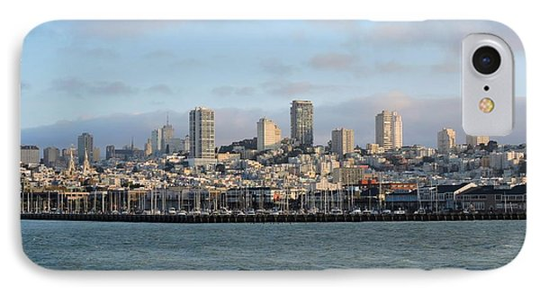 City By The Bay IPhone Case by Connor Beekman