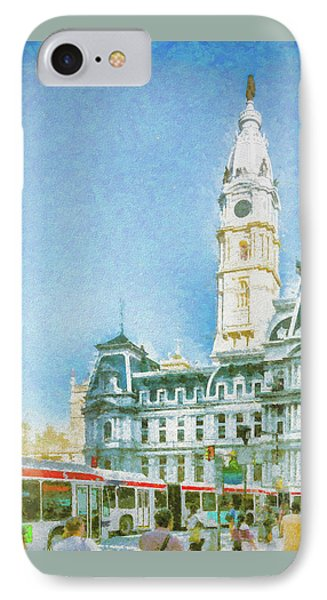 City Hall IPhone Case