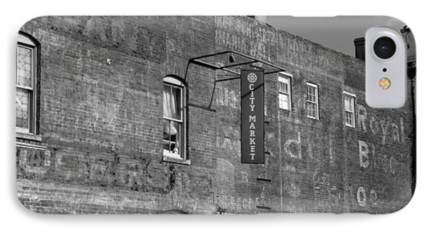 City Market Savannah Phone Case by David Lee Thompson
