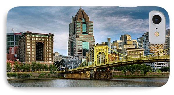 City Of Bridges IPhone Case by Rick Berk
