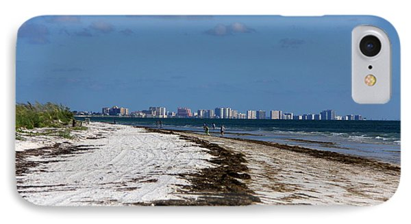 City Of Clearwater Skyline IPhone Case