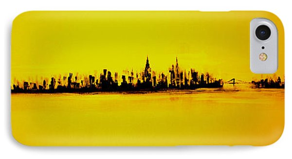 City Of Gold IPhone Case