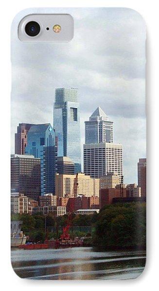 City Of Philadelphia IPhone Case