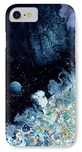 City On The Edge Of Forever Phone Case by Lee Pantas