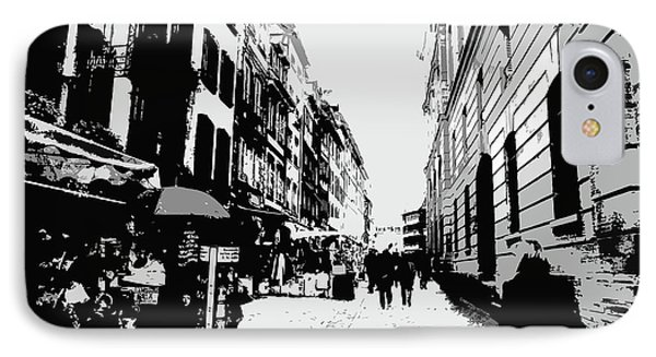 City Place Cologne IPhone Case by Ralph Klein