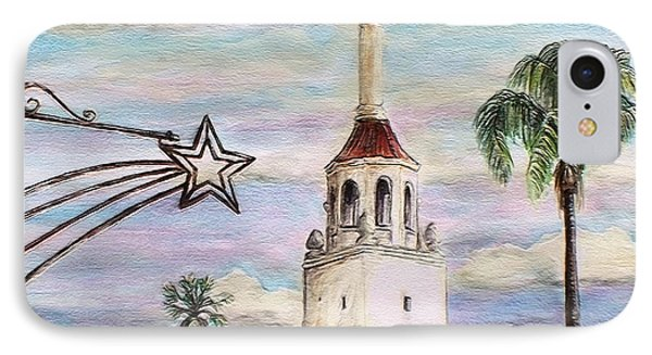 City Stars Arlington Theater Santa Barbara IPhone Case