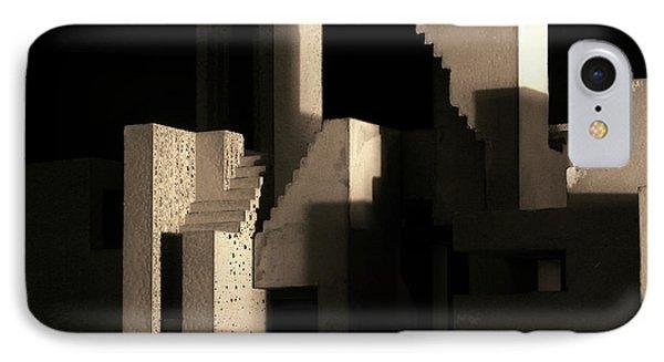 Cityscape 5 Phone Case by David Umemoto