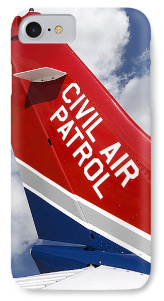Civil Air Patrol Aircraft IPhone Case