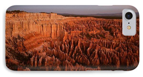 Civil Dawn At Bryce Canyon IPhone Case