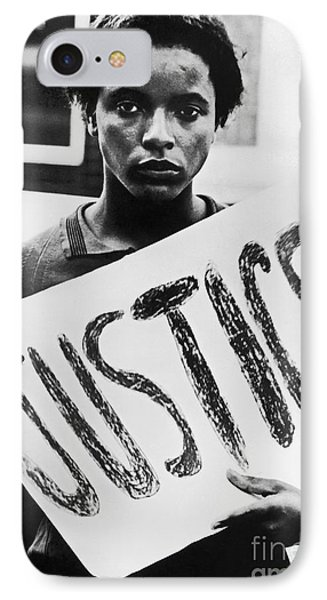 Civil Rights, 1961 IPhone Case by Granger