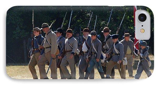Civil War Days 02 IPhone Case