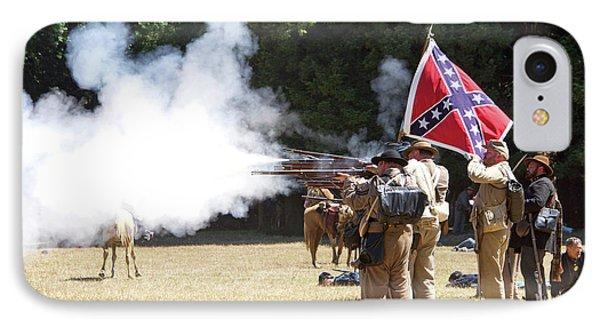 Civil War Days 04 IPhone Case