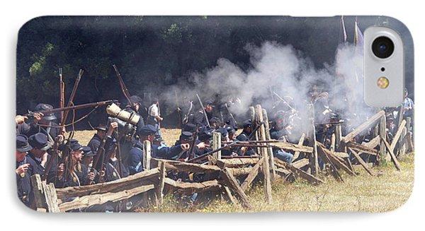 Civil War Days 05 IPhone Case