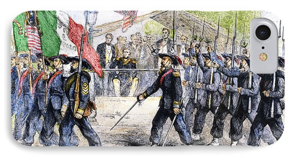 Civil War: Garibaldi Guard Phone Case by Granger