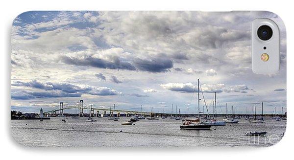Claiborne Pell Newport Bridge IPhone Case