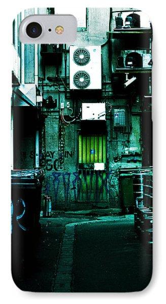 Clandestine IPhone Case by Andrew Paranavitana