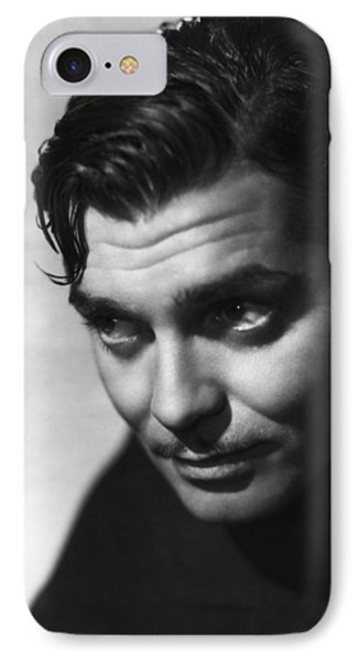 IPhone Case featuring the photograph Clark Gable by R Muirhead Art