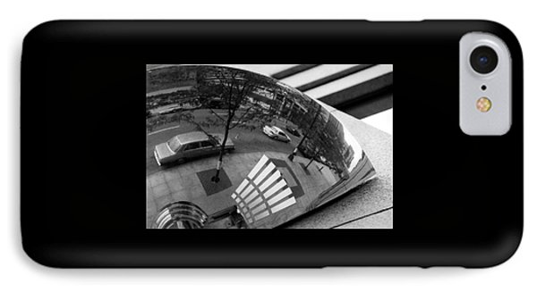Clark Street IPhone Case by David Gilbert