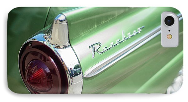 Classic 50s Ford Ranchero IPhone Case