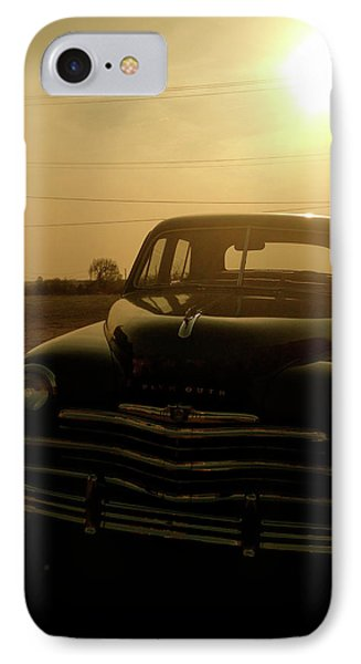 IPhone Case featuring the photograph Classic America, Eight by Iconic Images Art Gallery David Pucciarelli