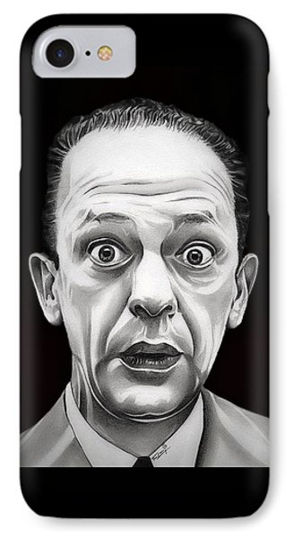 Classic Barney Fife IPhone Case by Fred Larucci