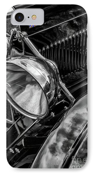 IPhone Case featuring the photograph Classic Britsh Mg by Adrian Evans
