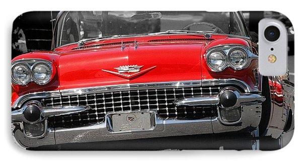 Classic Car IPhone Case by Raymond Earley