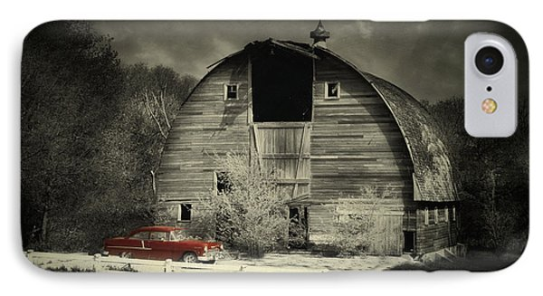 Classic Chevrolet  IPhone Case by Julie Hamilton