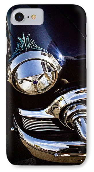 Classic Chrome  Phone Case by Merrick Imagery