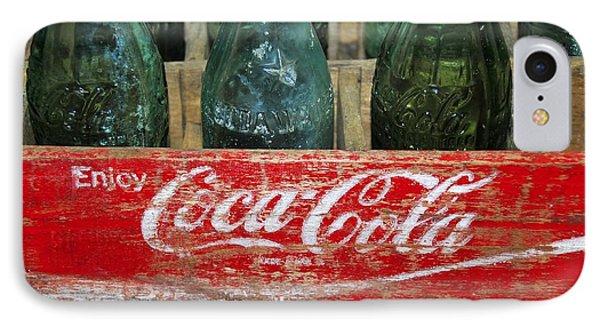 Classic Coke Phone Case by David Lee Thompson