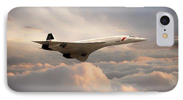 Classic Concorde IPhone Case