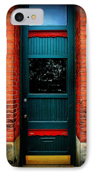 Classic Door Phone Case by Perry Webster
