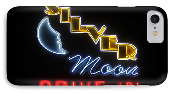 Classic Drive In Phone Case by David Lee Thompson