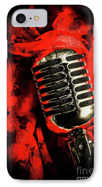 Classic Evening Cabaret  IPhone Case by Jorgo Photography - Wall Art Gallery