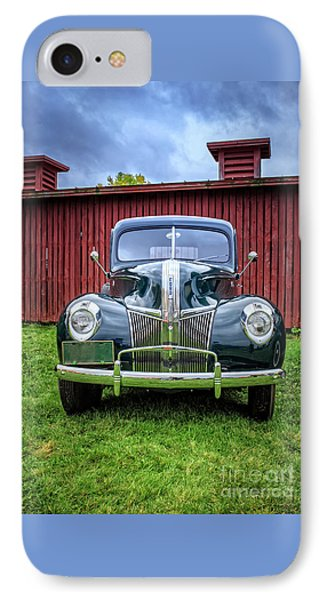 Classic Ford Canterbury Shaker Village IPhone Case