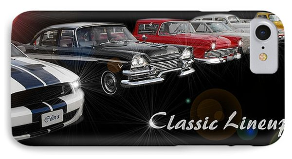 Classic Lineup IPhone Case