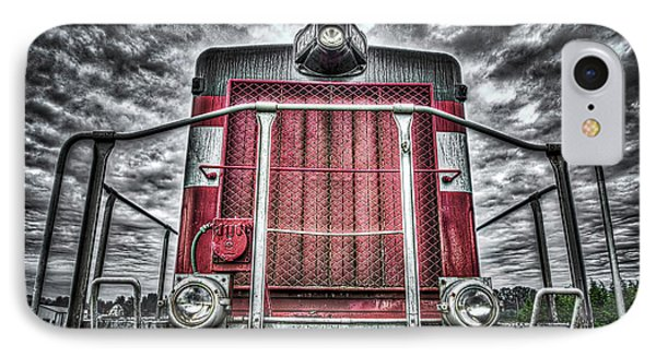 IPhone Case featuring the photograph Classic Locomotive by Spencer McDonald