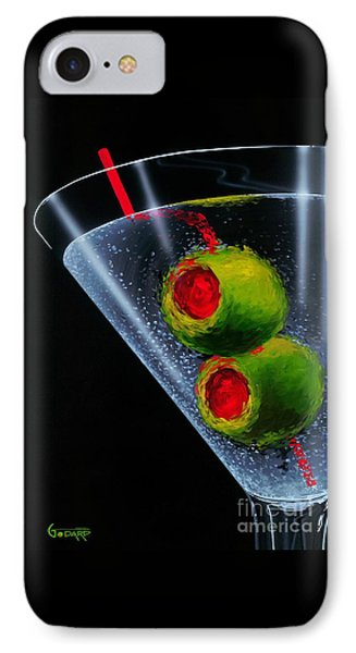 Classic Martini Phone Case by Michael Godard