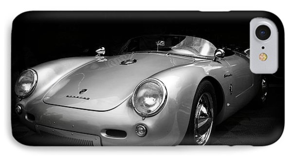 Classic Porsche IPhone Case by Perry Webster
