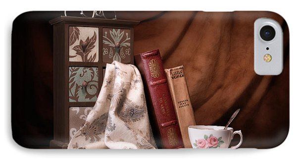 Classic Reads Still Life IPhone Case